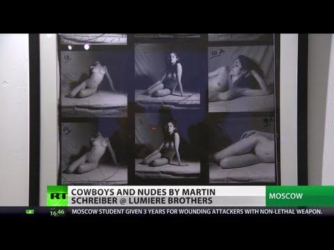 Cowboys & Nudes: Photography guru Martin Schreiber in Moscow