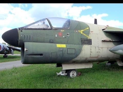 The Ling-Temco-Vought A-7 Corsair...
