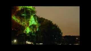 Licht-Klang Landschaften Körnerpark Berlin