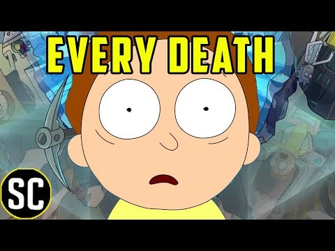 Every Rick and Morty Death in The Season 4 Premiere, Explained
