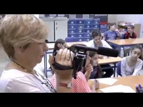 קהילה יוצרת סרט-בעיני המתנדבים