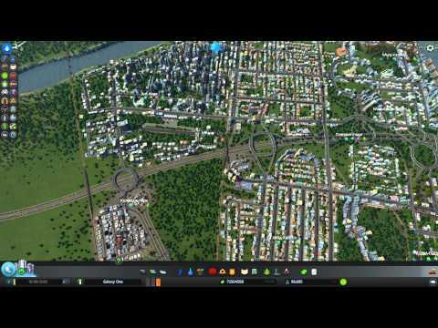 Cities: Skylines #25 - Проект Эдем (100% достижений)