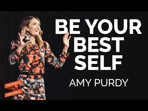 Amy Purdy: How to Be Your Best Self