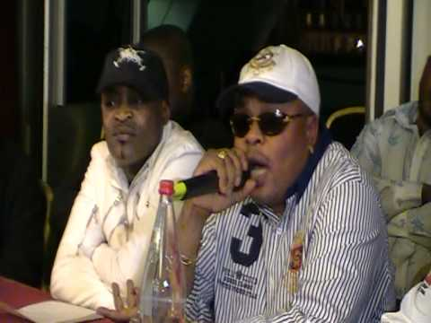 Csar NGADI : JB MPIANA confrence (suite et fin)