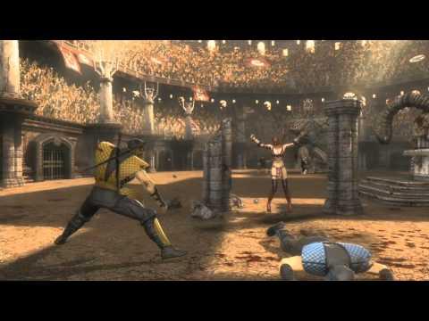 Mortal Kombat 'Klassic Skins Pack' Trailer (Game Zone)