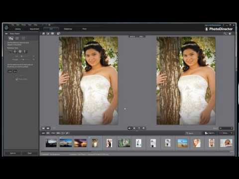 Cyberlink PhotoDirector 4 Ultra Overview + Tutorial