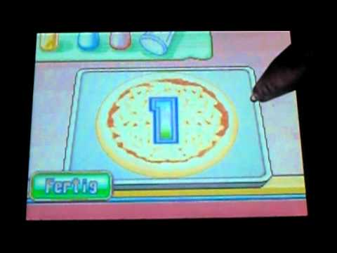 Cooking Mama 2 - Pizza 100%