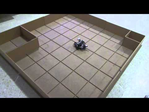 Video of ATC Lego NXT Robot