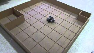 ATC Lego NXT Robot YouTube video
