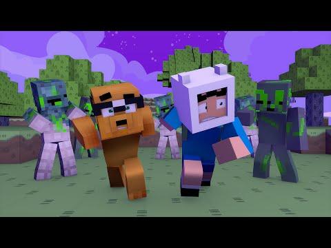 Minecraft: DESAFIO DA HORA DE AVENTURA! (Série Desafios)