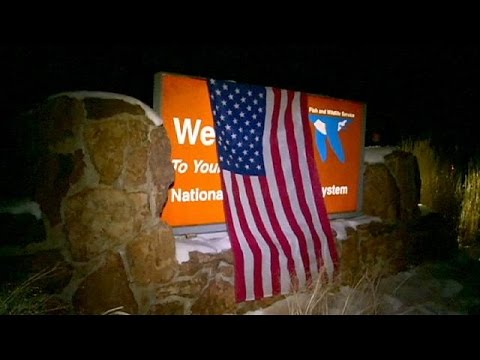 ΗΠΑ: Ακροδεξιοί παραστρατιωτικοί κατέλαβαν ομοσπονδιακές εγκαταστάσεις
