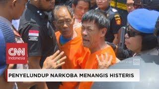 Video Penyelundup Sabu Ngamuk saat Digiring Satgas Gabungan MP3, 3GP, MP4, WEBM, AVI, FLV Agustus 2018