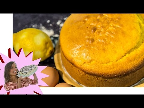 torta madeira - ricetta facile!