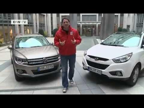im vergleich: Hyundai ix35 – VW Tiguan | motor mobil