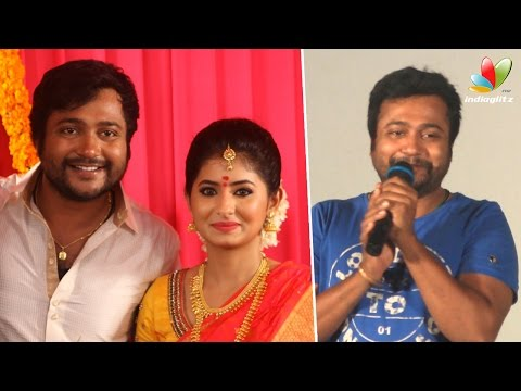 Bobby-Simha-and-Reshmi-Menon-official-announcement-of-wedding-date-Press-Meet