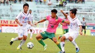 Vòng 24 V-League 2015 : Đồng Tháp - SHB Đà Nẵng, công phượng, u23 việt nam, vleague