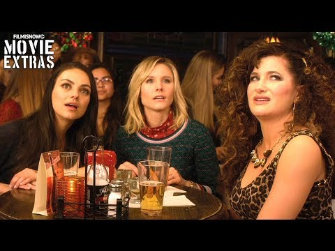 A Bad Moms Christmas release clip compilation & Trailer (2017)