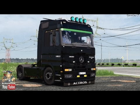 Mercedes Benz Actros MP1 v2.0