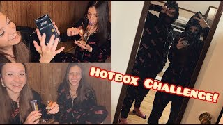 20 MINUTE HOTBOX CHALLENGE by Silenced Hippie