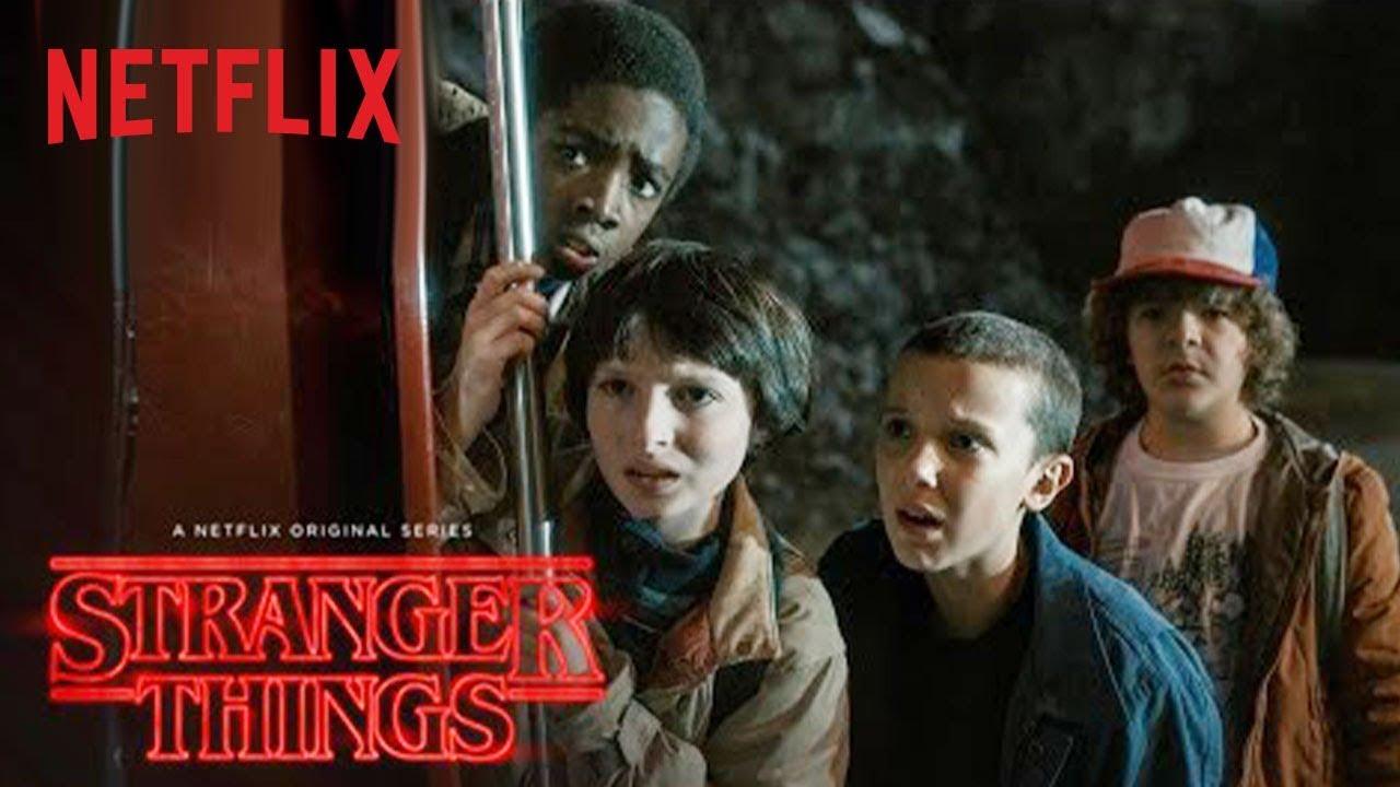 Stranger Things | Trailer 2 [HD] | Netflix