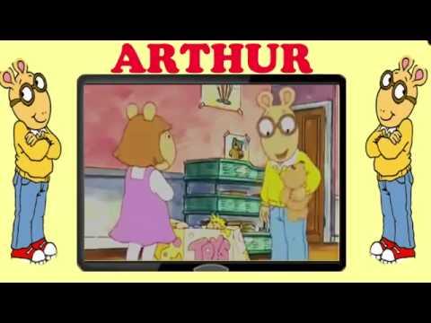 Arthur full episode Desk Wars; Desperately Seeking Stanley