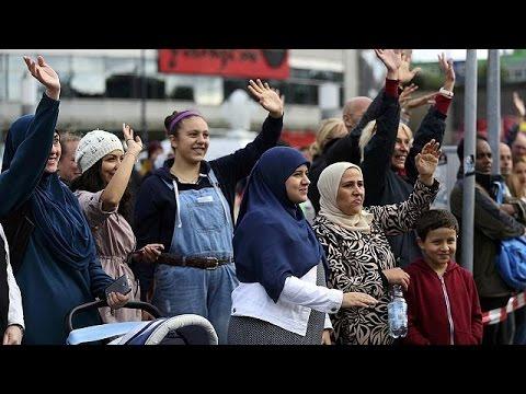 Η Γερμανία χρειάζεται τους πρόσφυγες