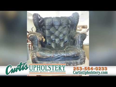 Curtis Upholstery   Commercial, Residential, Automotive & Marine Furniture   Tacoma, WA
