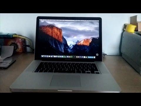 , title : '2009 MacBook Pro upgrades, restoration, & tips'