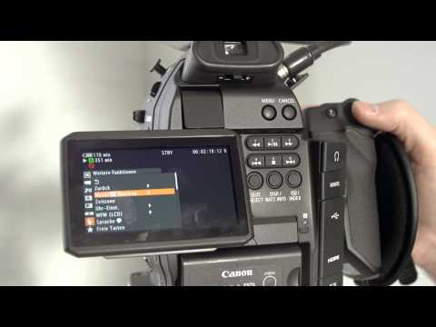 Canon EOS C100 - Setup and Overview Video - Magnanimous Media