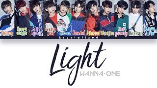 Video Wanna One (워너원)  - Light (켜줘) [HAN|ROMENG Color Coded Lyrics] MP3, 3GP, MP4, WEBM, AVI, FLV Juli 2018