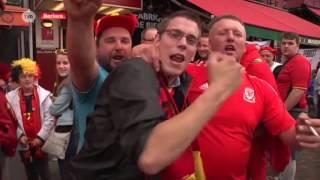 28 Belgische hooligans gearresteerd tijdens voorbije EK