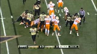 Zac Stacy vs Georgia, Tennessee, Wake Forest (2012)