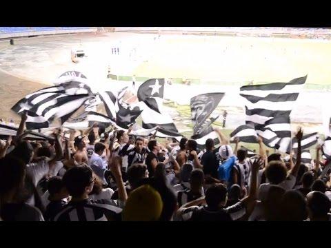 Botafogo x Oeste  Melhores Momentos da Torcida - Loucos pelo Botafogo - Botafogo