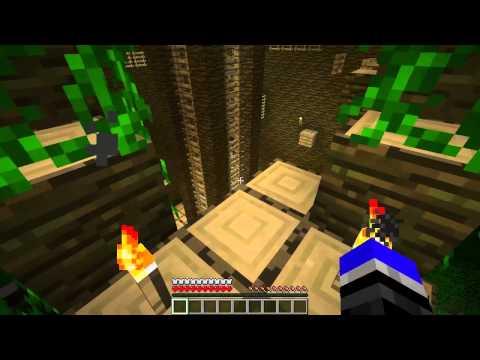 Minecraft Escape #20 - Zwycięzca WC - Rumble in the Jungle - Bremu & Ognisty 2/3