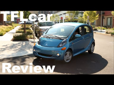 2014 Mitsubishi i-MiEV Review: An EV for the sedentary lifestyle?