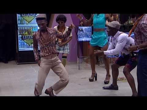 #BBNaija dance showdown + Callertune
