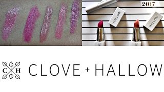 CLOVE +HALLOW COSMETICS Purchase here: (Non-Affiliate) https://www.cloveandhallow.com/product-category/samples/Laws Of Nature Foundation: http://www.lawsofnaturecosmetics.com/store/p2/foxy-finish-mineral-creme-foundation (NOT AN AFFILIATE LINK) **COUPON CODE: MALIKA 20% -I'M NOT RECEIVING COMMISSION, This code is for your use as well as mine.Outre Half Wig Dominican Blowout Relaxed https://www.youtube.com/watch?v=h762t...Juice Beauty Review: https://www.youtube.com/watch?v=lrC64...Glory Boon Brow Pomade: https://www.youtube.com/watch?v=kLHM4...Honest beauty Unboxing: https://www.youtube.com/watch?v=eXBqK...Why I went green with beauty/body: https://www.youtube.com/watch?v=Fb1h7...Let's stay Connected!! Social Media Instagram&Snapchat@Malikalovesshttps://www.instagram.com/malikalovess/Google Plus:https://plus.google.com/+MalikaLoveSubscribe:https://www.youtube.com/channel/UCICL...For business only:Bookmalikalove@gmail.com!!!!!!!Currently, I have no P.O. BOX !!!!!!!Want to do a video collaboration?Contact me via any of my social media outlets or email.Try Honest Beauty: https://www.honestbeauty.com/?share=9... (REFERRAL link) Have you tried ebates? join now and get money back when you sign up through my referral link! (REFERRAL Link)http://www.ebates.com/rf.do?referreri...(FTC Disclaimer: This video is not sponsored, all views are my own. I purchased all products with my own money unless otherwise specified in the upper description or in the video. Links that are affiliate links will be stated in quotation marks by the links. If there is an affiliate link that means that I receive a small commission when you purchase through my link. All my links are safe. I would never put up affiliate links without allowing you to know. This also goes for coupon codes. However, some coupon codes I provide do not provide me with a commission and I will always state if they do or don't by the coupon code. Some companies give you coupon codes, as Laws Of Nature Cosmetics did for me (MALIKA) but did not offer me any commission, they only allowed me to use the code to get the same percentage off you get, when purchasing their products. Thank you for reading this and continuing to support me.)Music: How you say my name By Auhnesty