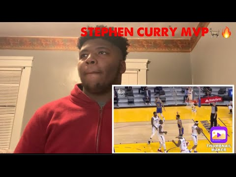 Stephen Curry GOES OFF For 38 PTS & 11 AST To Guide Warriors! REACTION‼️