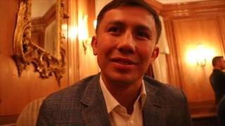 GGG UK press conference