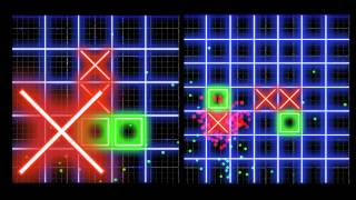 Tic Tac Toe Glow by TMSOFT YouTube video