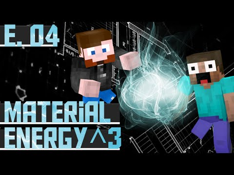 energy - Minecraft - Material Energy^3 Mod Pack is a wild adventure! Join me and Keralis as we science and fight our way to the end. Keralis http://www.youtube.com/Keralis Material Energy finds you...