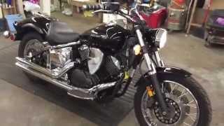 8. 2008 Yamaha V star 1100