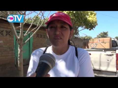 Promotoría Solidaria hacen entrega de sillas de ruedas en el municipio de Nagarote