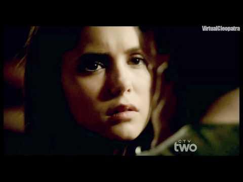 Damon & Elena almost kiss || Vampire Diaries - season 3, episode 9 -The Homecoming