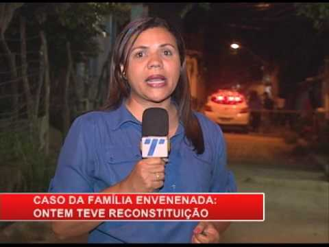 [RONDA GERAL] Polícia trabalha na rescostituição do caso da família envenenada em Camaragibe