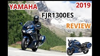 4. 2019 Yamaha FJR1300ES Review