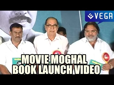 Movie Moghal Book Launch Video - D Ramanaidu