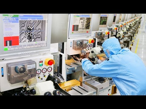 Wuxi factory embraces new technologies for smarter production
