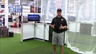 1 Stretch and 1 Exercise for Shoulder and Elbow Pain in Your Golf Swing