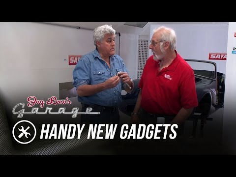 gadgets - Neal Maken returns to the garage with protective socket covers, awesome aerosol cleaner and an answer to the ultimate question - should you change your motor...
